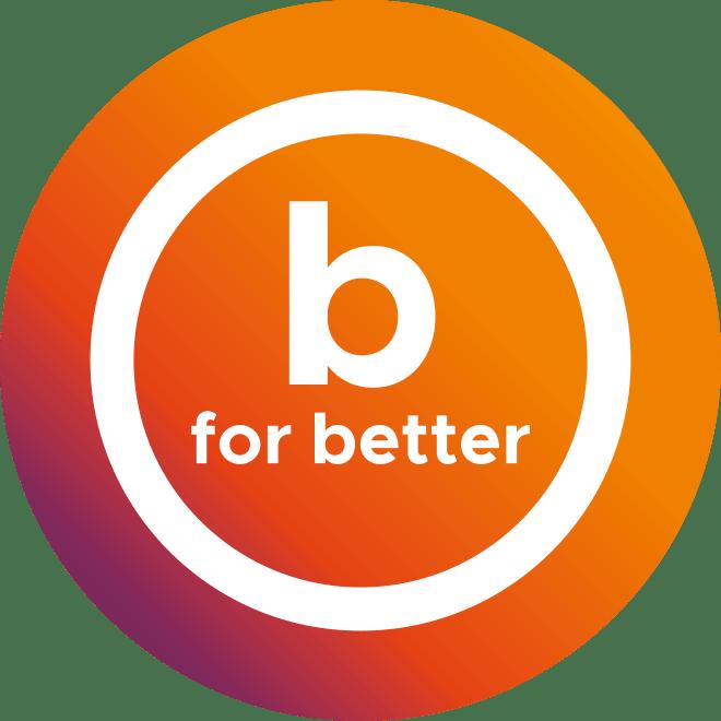 b for better